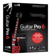 Arobas Music Guitar Pro 6.0 - Deluxe Soundbank Edition