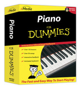 Piano For Dummies CD-ROM