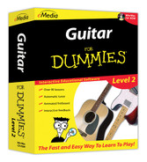 Guitar For Dummies Level 2 CD-ROM