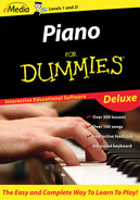 Piano For Dummies Deluxe - Macintosh Download