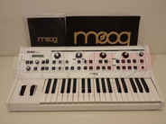 Moog Little Phatty Stage II - Limited Edition White (Warehouse Resealed)
