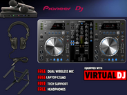 Pioneer XDJ-R1 All-In-One Wireless Performance DJ System PACK