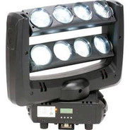 American DJ Crazy 8 - 8 Zone White LED Moving Head Club Light (CRA476) - GearClubdirect