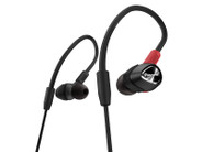 Pioneer DJE-2000-K Professional DJ In-Ear Headphones