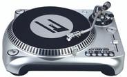 Epsilon DJT-1300 USB Turntable (Silver)
