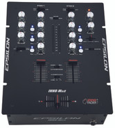 Epsilon Inno-Mix2 2-channel DJ Battle Mixer (Black)
