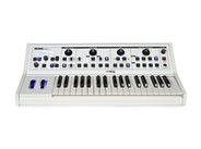 Moog Little Phatty Stage II with CV outs WHITE