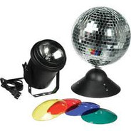 American DJ MB 8 COMBO