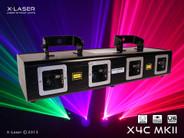 X-Laser X-4C-MKII