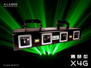 X-Laser X-4G