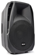 QAP Q12UBT 12inch Active Speaker with USB/SD & Wireless Playback