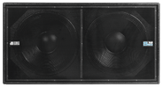 dB Technologies DVA S20DP Dual 18 Active Subwoofer""