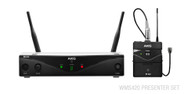 AKG WMS420 Professional Wireless Micrphone System (Presenter Set)