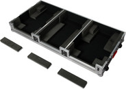 Gator Cases G-Tour COF-LGCD12 Large Coffin Style DJ Case