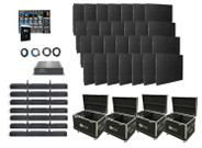 American DJ AV7X4 Video Wall Package