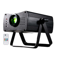 American DJ Ani-Motion Red & Green Geometric Pattern Laser with Remote Control