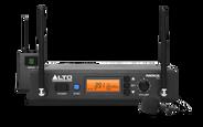 Alto Professional Radius 100L (Lavalier) Professional UHF diversity wireless lavalier microphone system