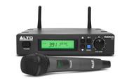 Alto Professional Radius 200 (Handheld) Professional UHF True Diversity wireless microphone system