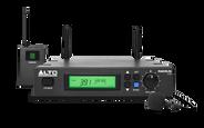 Alto Professional Radius 200L (Lavalier) Professional UHF True Diversity wireless lavalier microphone system