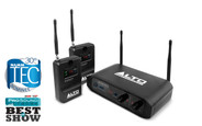 Alto Professional Stealth Wireless System Stereo Wireless System for Active Loudspeakers