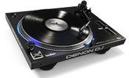Denon DJ VL12 Professional High Torque Turntable