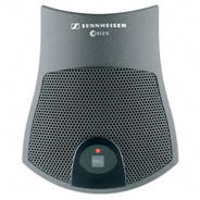 Sennheiser e 912 S NX Polarized Condenser Boundary Microphone with Switch in Nextel Gray e912SNX