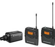 Sennheiser 2000ENG-COMBO Single Channel Portable Wireless ENG System 2000ENGCOMBO-A