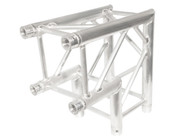 Trusst 290mm (12in) Truss, 2-Way, 90° Corner (includes 1 set of connectors)