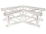 Trusst 290mm (12in) Truss, 2-Way, 135° Corner (8pc makes an octagon) (includes 1 set of connectors)