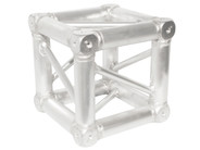 Trusst 290mm (12in) Truss, 6-Way Corner Block (includes 2 sets of connectors)