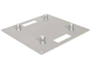 Trusst 16in Aluminum Base Plate (includes 1 set of half-conical connectors)