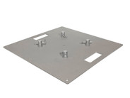 Trusst 24in Aluminum Base Plate (includes 1 set of half-conical connectors)