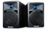 Numark N-Wave 580 Powered Desktop DJ Monitors