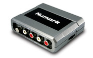Numark Stereo|iO Analog-to-Digital DJ Interface