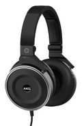 AKG K167 DJ Professional headphones ideal for live sound monitoring