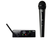 AKG WMS40MINI Vocal Set BD US25B Wireless Microphone System 40 Mini