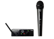 AKG WMS40MINI Vocal Set BD US25C Wireless Microphone System 40 Mini