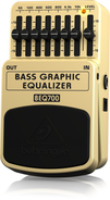 Behringer BASS GRAPHIC EQUALIZER