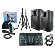 American Audio CDI 500 MP3 System