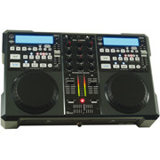 American Audio CK-1000 Professional MP3-CD Player-Mixer