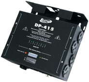 American DJ DP-415 4 Ch. DMX Dimmer/Switch Pack