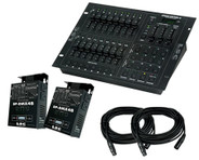 American DJ Stage Pak 1 Controller and Dimmer Pack System