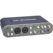 M-Audio Fast Track Pro Audio interface - 96 kHz - 24-bit