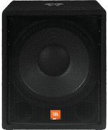 "JBL JRX118SP 18"" Powered Subwoofer"