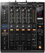Pioneer DJM 900 Nexus 4-Channel Professional DJ Mixer