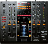 Pioneer DJM-2000 4-Channel DJ Mixer and USB Interface