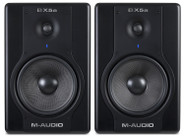 M-Audio Studiophile BX5a Deluxe Studio Reference Monitors