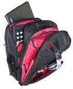 Odyssey BRLBACKSPIN Redline Series Digital Gear Backpack