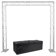 Global Truss 10X20 Medium Duty Goal Post