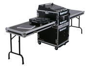 Odyssey FZ1316WDLXII Combo Rack with Wheels and Side Tables